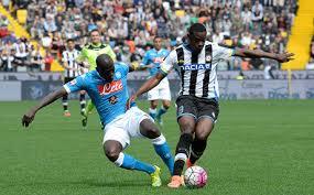 Napoli Dikalahkan Udinese