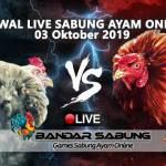 Jadwal Sabung Ayam Online S128 Dan SV388 03 Oktober 2019