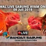 Jadwal Sabung Ayam Online S128 Dan SV388 08 Juli 2019