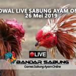 Jadwal Sabung Ayam Online S128 Dan SV388 26 Mei 2019