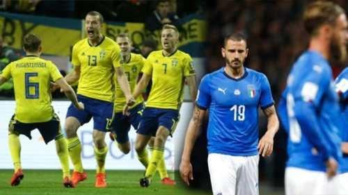 Italia Harus Mengakui Kehebatan Dari Timnas Swedia
