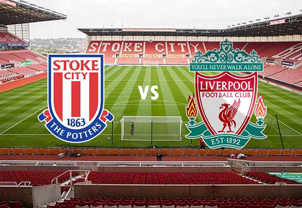 Laporan Pertandingan Stoke City Vs Liverpool Skor 3-0