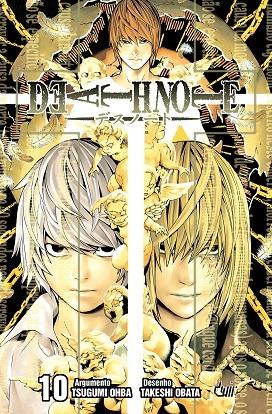 9789895592401 - Death Note 10 Eliminação