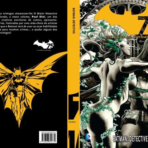 Capa 7 Batman Detective