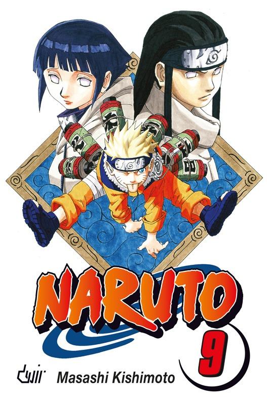 Naruto 09 Neji e Hinata