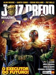 Juiz Dredd Megazine 10