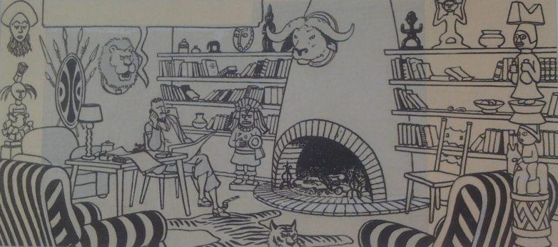 Hergé - A 7 bolas de cristal, expansão
