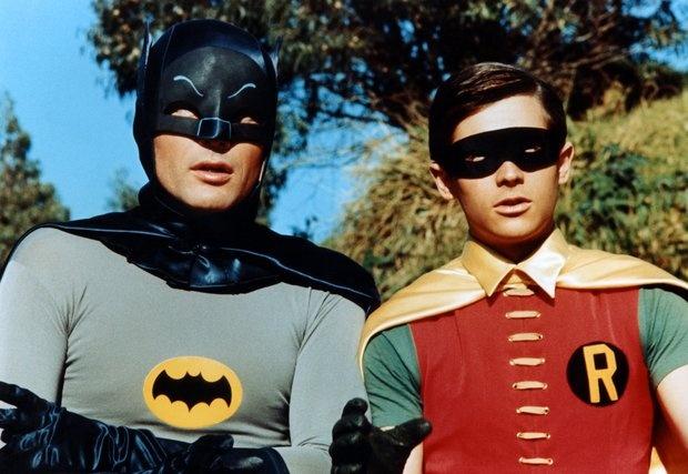 Batman & Robin - Adam West & Burt Ward