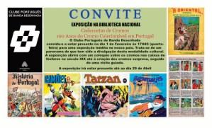 100 Anos do Cromo Colecionável em Portugal @  Clube Português de Banda Desenhada | Amadora | Lisboa | Portugal