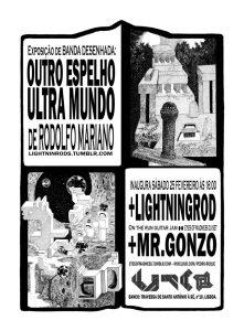 Outro Espelho Ultra Mundo @ Banco | Lisboa | Lisboa | Portugal