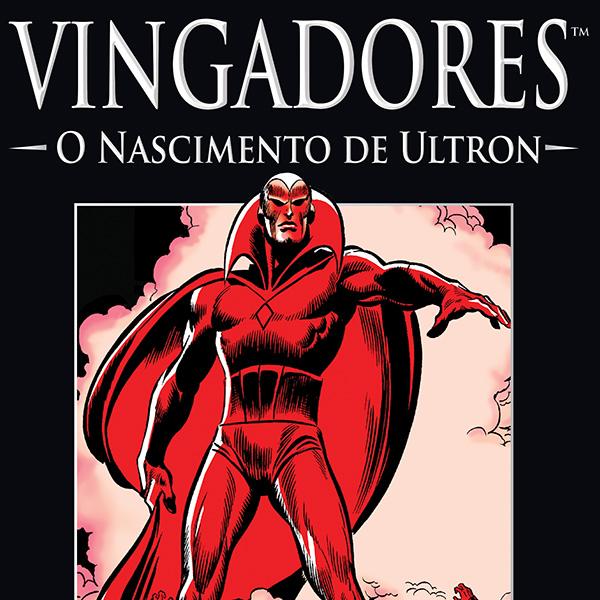 O 38.º da coleção Graphic Novels Marvel
