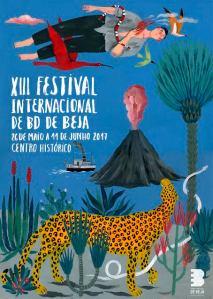 XIII Festival Internacional de Banda Desenhada de Beja @ Beja | Distrito de Beja | Portugal