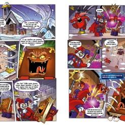 Comic Nexo4 PT