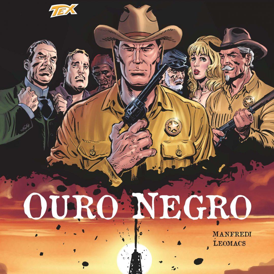 Tex: Ouro Negro