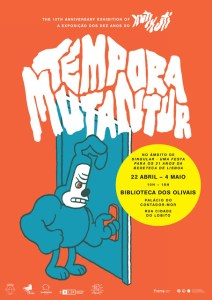 KutiKuti: Tempora Mutantur @ Bedeteca de Lisboa | Lisboa | Portugal