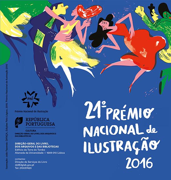 Prémio Nacional de Ilustração: 21.ª edição