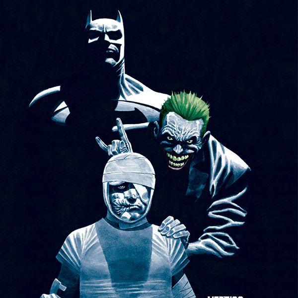 Batman, Uma História Verdadeira