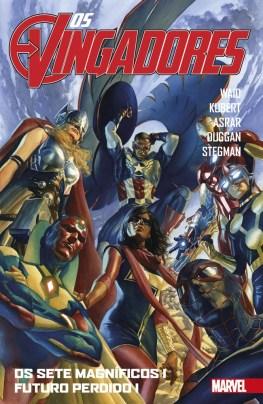 Capa Os Vingadores Vol1