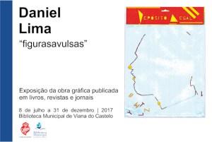 Daniel Lima: figurasavulsas @ Biblioteca Municipal de Viana do Castelo | Viana do Castelo | Viana do Castelo | Portugal
