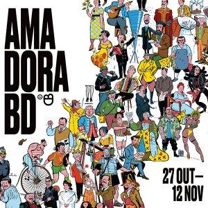28º Amadora BD @  Fórum Luís de Camões | Lisboa | Portugal