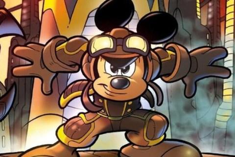 Mickey 3: Darkenblot – O Futuro É Já Aqui