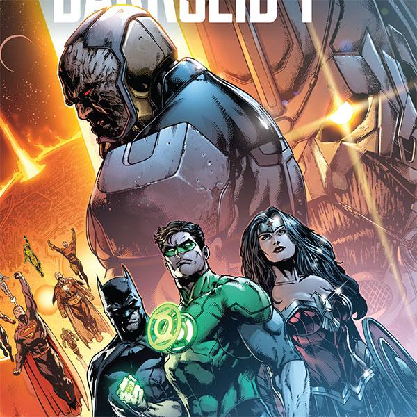 Free Comic Book Day 2015: A Guerra De Darkseid 1