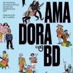 AmadoraBD 2017: Sessões de autógrafos no 3.º fim de semana
