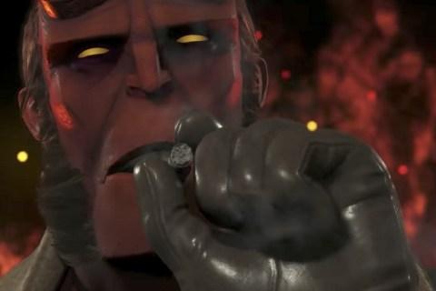 Injustice 2 apresenta crossover da DC com Dark Horse e IDW