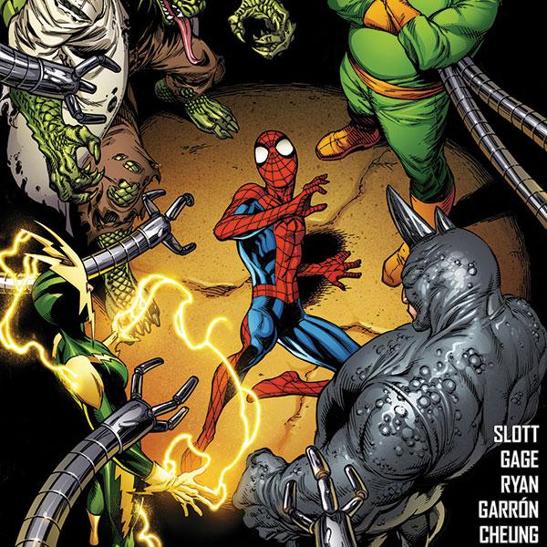 Homem-Aranha Série II Vol.1
