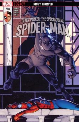 Peter Parker - The Spectacular Spider-Man (2017-) 298-000
