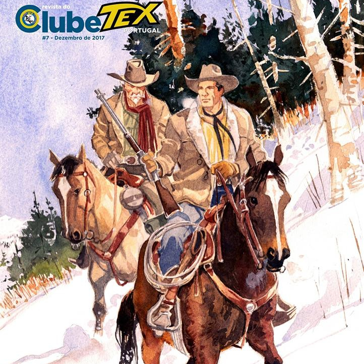 Revista do Clube Tex Portugal #7