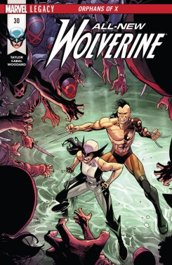 All-New Wolverine (2015-) 030-000