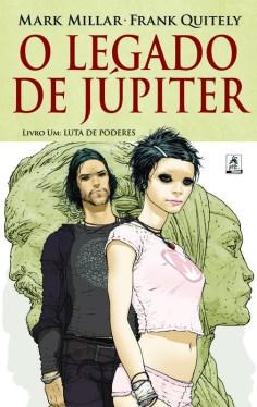jupiter's legacy cover PT