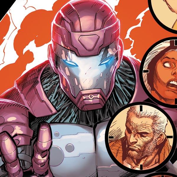 X-Men Vol.5: Viver em Combate
