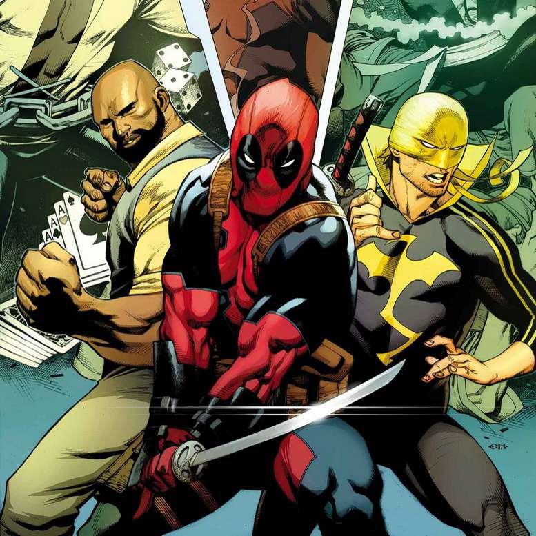 A nova minissérie de Deadpool