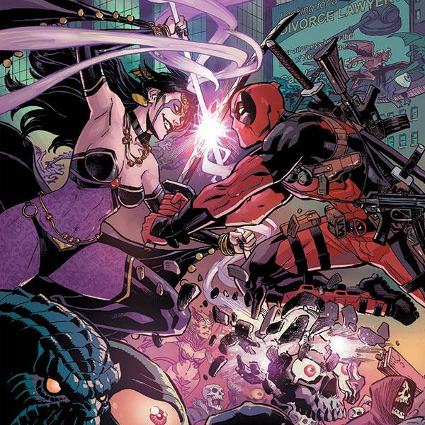 O fim de Deadpool