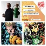 Joe Prado na Comic Con PT 2018
