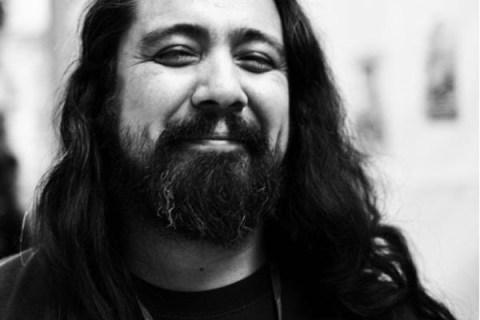 Tony Sandoval na Comic Con PT 2018