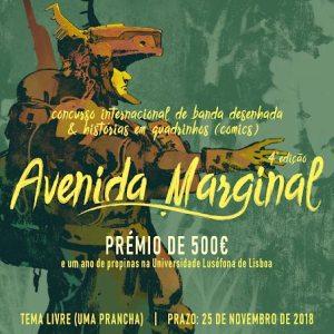 Concurso Internacional de Banda Desenhada Avenida Marginal