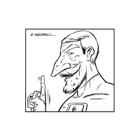 Um Comic Jam com o Lino #20