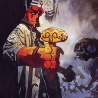 E se o Hellboy Passasse Férias no Algarve?