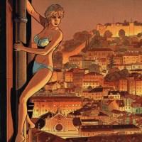 E se Lady S. perdesse as roupas nos telhados de Lisboa?
