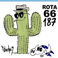 Rota 66 #187