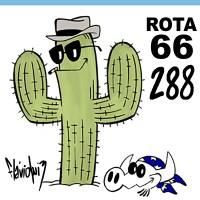 Rota 66 #288