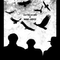 A Implosão, de Nuno Júdice, em BD