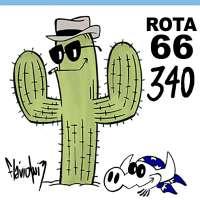 Rota 66 #340