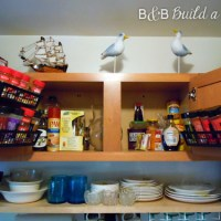 That's a Spicy Rack! ~ A Kitchen Spices Storage Solution