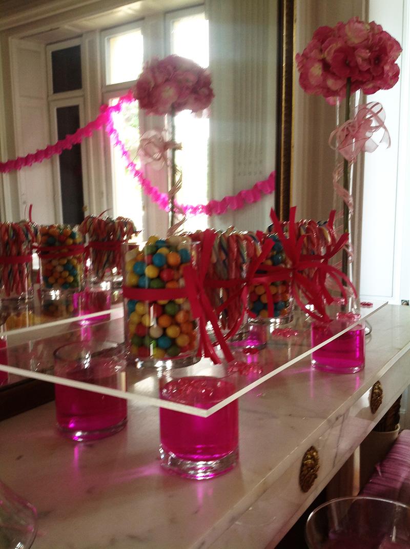 Candy Bar Evénement Décoration