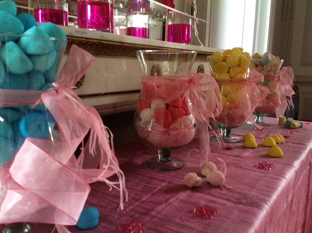 Candy Bar bonbons personalisés