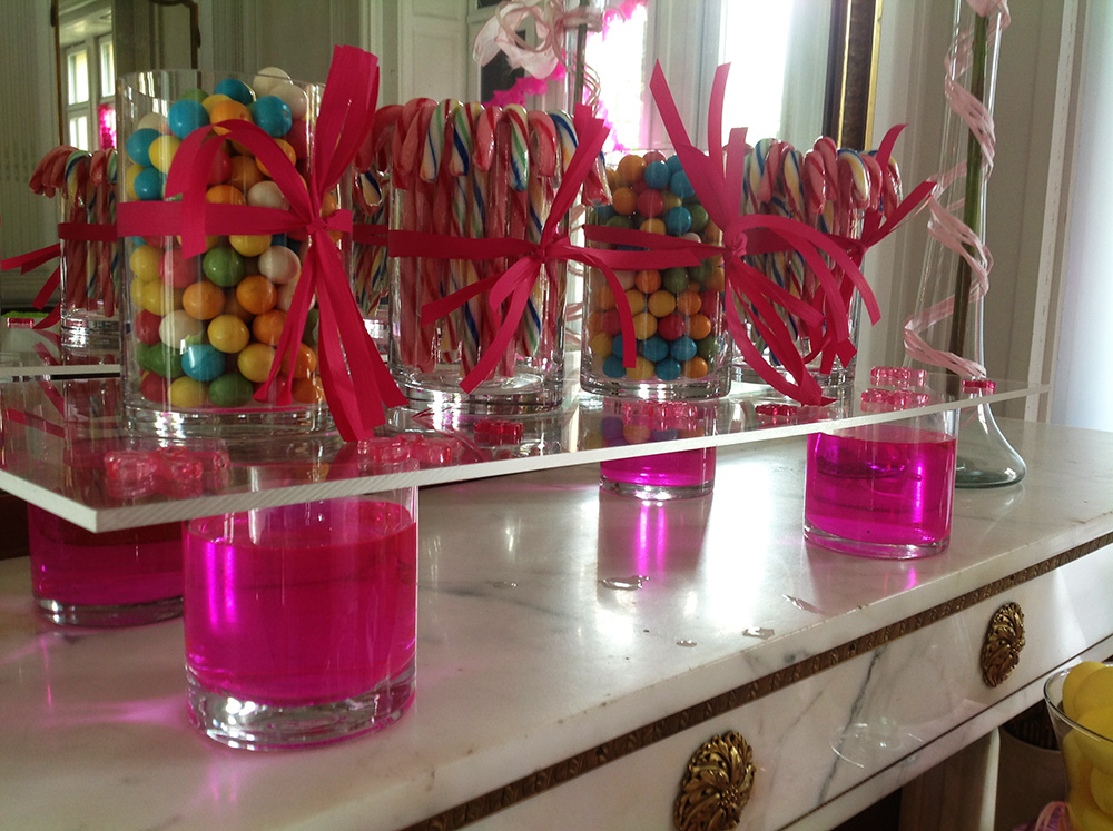 Candy Bar couleur Flashy